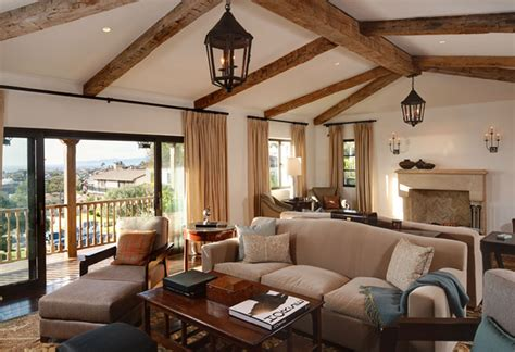Southern California Interiors by Revival Estate Home With Southern Californian