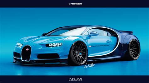 One of these elite talents is the bugatti chiron hypercar. Liberty Walk Bugatti Chiron