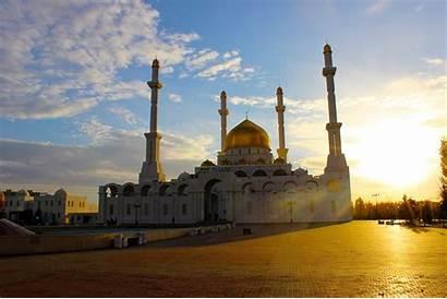 Mosque Astana Nur Kazakhstan Xcitefun Guide