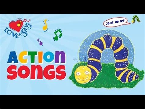 fuzzy wuzzy caterpillar songs butterfly 847 | hqdefault