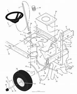 Wiring Diagram For Murray Model 42590x92