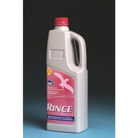 produit de rin 231 age pour r 233 servoir chasse d eau toilette chimique 2l elsan rince rin 2 norauto fr