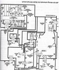 Deere 445 Wiring Diagram