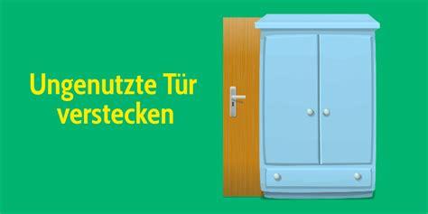 Ungenutzte Tür Verstecken by T 252 R Verstecken 4 Tipps Um T 252 Ren Zu Kaschieren So Geht S