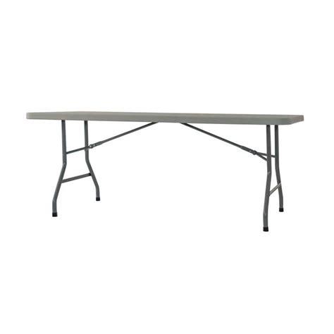 table pliante de collectivite table pliante en plastique max 180 4 pieds tables chaises et tabourets
