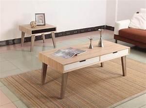 Table Basse Avec Tiroir : la table basse avec tiroir un meuble pratique et d co ~ Teatrodelosmanantiales.com Idées de Décoration