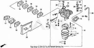 Honda H2113 Gda Lawn Tractor  Usa  Vin  Mzbf