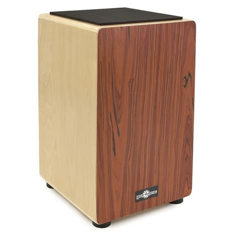 cajon by gear4music rosewood nearly new at gear4music