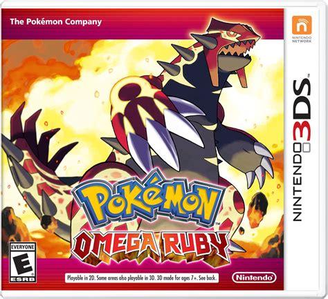 Pokemon Omega Rubyalpha Sapphire Reflection Empire