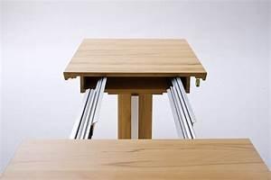 Tisch Ausziehbar Holz : esstisch massivholz ausziehbar ausziehbarer tisch holz ma e 90 x 180 330 cm ~ Frokenaadalensverden.com Haus und Dekorationen