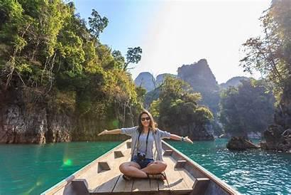 Tourism Ecotourism Nature Woman