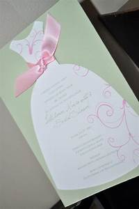 bridal shower invitations dress bridal shower by punkyposh With etsy wedding shower invitations