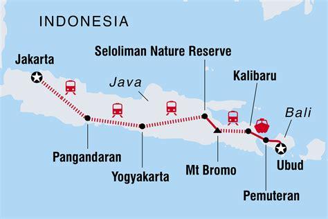 jakarta  ubud peregrine travel centre