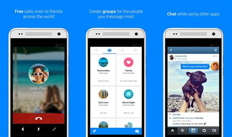 messenger app android messenger 5 0 now available on android softpedia