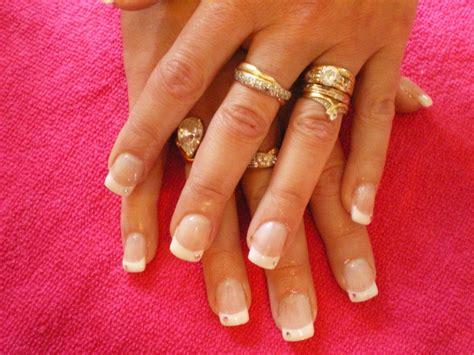 deco ongles avec strass
