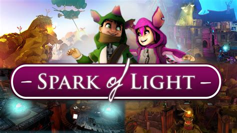 spark of light spark of light poehao