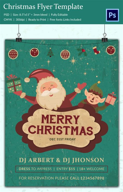 merry template 30 free templates designs psd word free premium templates