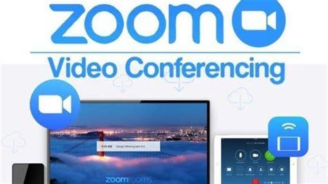 mengganti background aplikasi zoom  hp