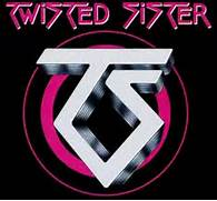 Twisted Sister Logo Font