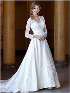 winter wedding dresses that will wow them all all about With winter lace wedding dresses