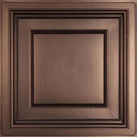 Ceilume Coffered Ceiling Tiles by Bronze Ceiling Tiles
