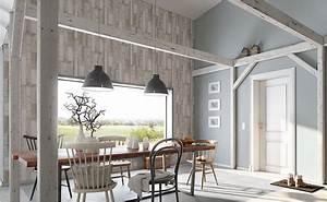 Tapeten fur kuche und esszimmer bei hornbach for Balkon teppich mit abwaschbare tapete für küche