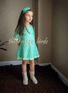 flower girl mint dress destination wedding communion With destination wedding flower girl dress