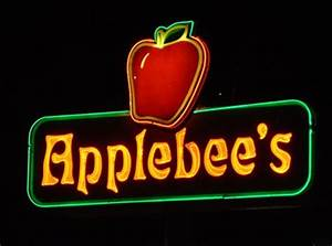 Applebees Providence Center Cedar City Utah Neon