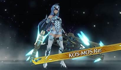 Xenoblade Chronicles Kos Mos Blades Core Raros