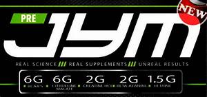 New Pre Jym Pre-workout Booster Review