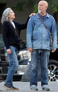 John Malkovich seen on day of ex Glenne Headly's passing ...