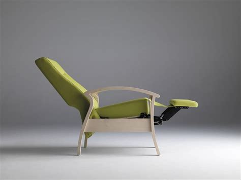 Stable And Relaxing Chair, Reclining, For Elderly People