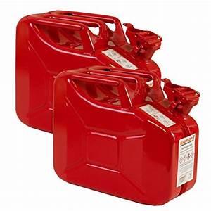 Benzinkanister 10l Metall : 2er set 10 liter benzinkanister metall ggvs mit ~ A.2002-acura-tl-radio.info Haus und Dekorationen