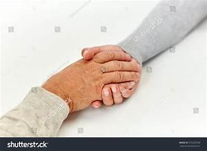 Old Age Support Charity Care People Stock Photo 576220558 ...