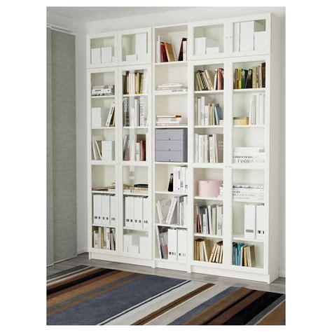 Ikea Billy Bücherregal by Ikea Billy Oxberg Bookcase Adjustable Shelves Adapt Space