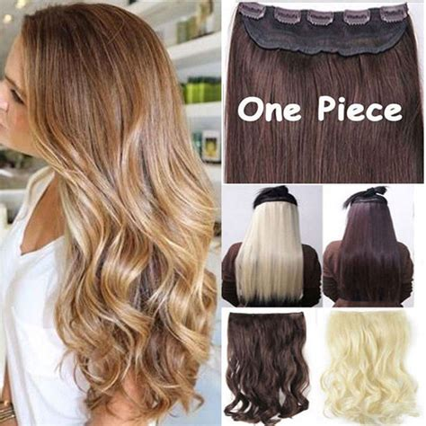 hair extensions curly wavy hair extension clip in hair