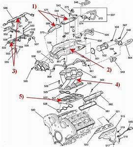 2003 Cts 3 2 V6 Valve Cover Gasket Step By Step