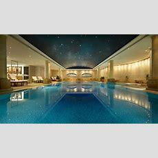 Luxury Hotel Indoor Heated Swimming Pool  The Langham, Sydney