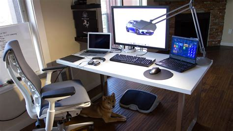 my life as desk and chair set the multi platform workspace lifehacker australia