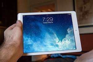 ipad air review logiclounge With its an ipad christmas tablet adoption soars