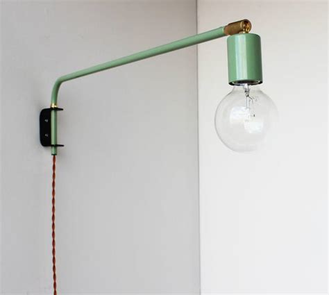 wall mounted swing arm l wall mount swing arm light fixtures pair of hansen wall
