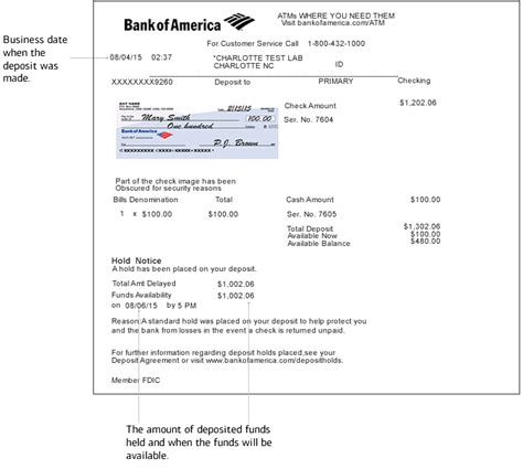 Confirmation Letter Boa Template by Account Information And Access Faqs Bank Of America