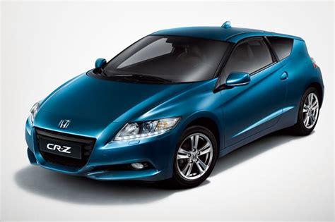 2010 Honda Cr-z Hybrid R Concept