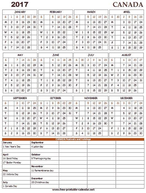 canada calendar template 2017 free printable canadian calendar 2017 187 calendar template 2018