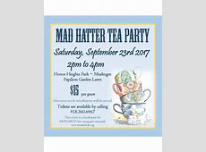 Mad Hatter Tea Party Muskogee Chamber of Commerce