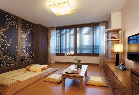 Korean Bedroom Design Style by Korean Traditional Living Room Furniture Sets