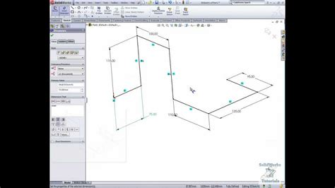 solidworks tips  sketches youtube