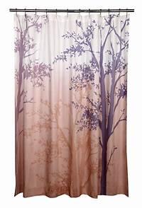 nature shower curtains Nature Shower Curtain – Effort to Bring Nature Awe | HomesFeed