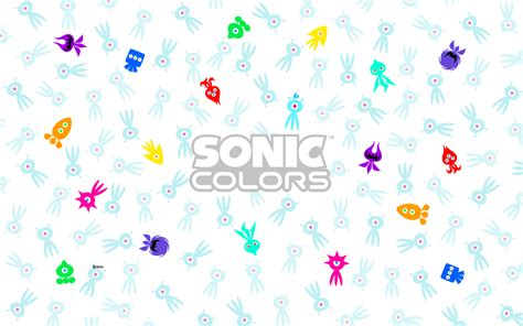 wallpapers sonic colours sonic colors  minute