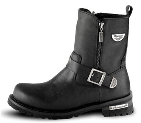 bike boots sale milwaukee motorcycle clothing co men s afterburner boots